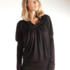 Black Houdini Top