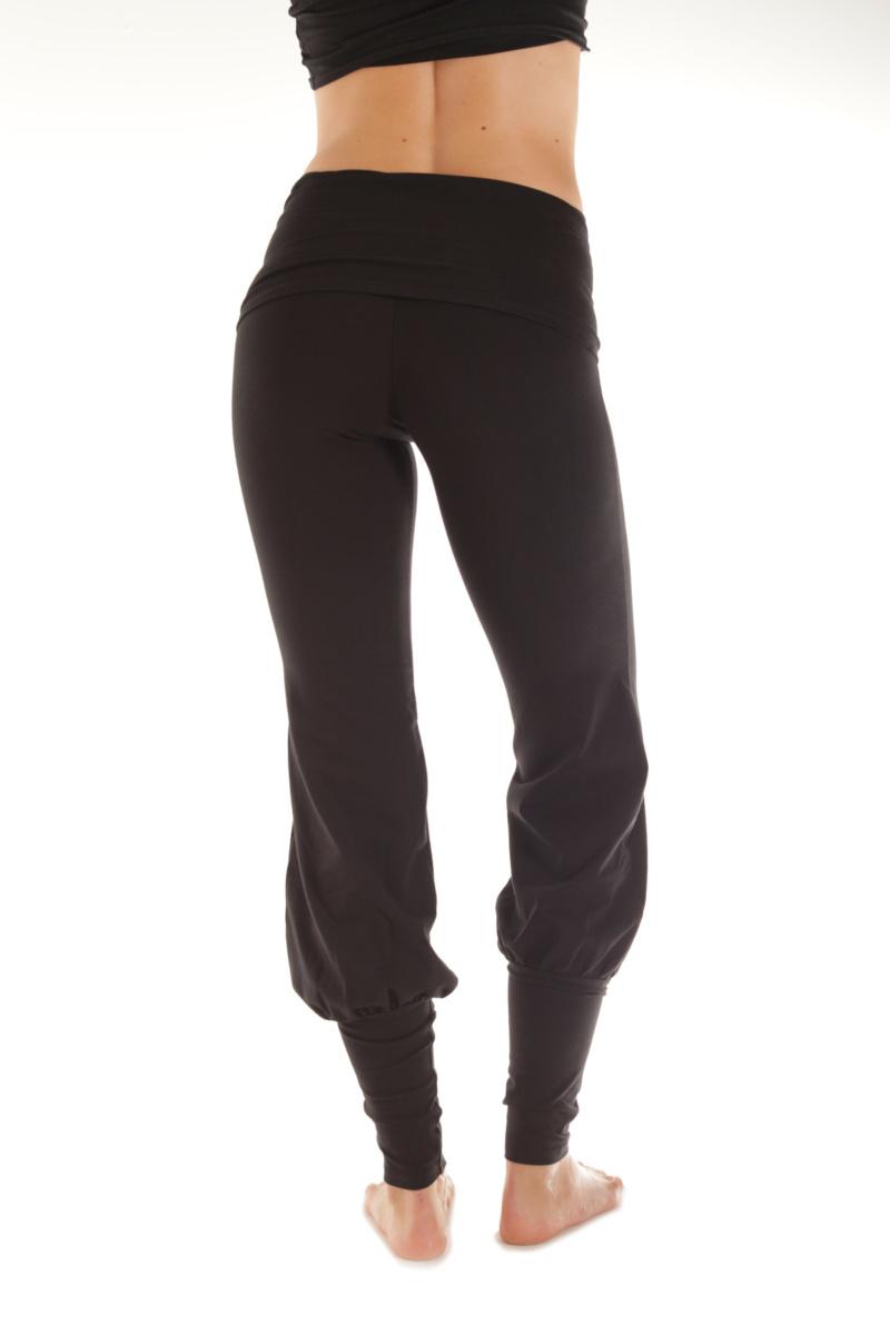 Black Celeste Pants