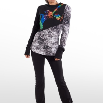 Haight and Ashbury sweater