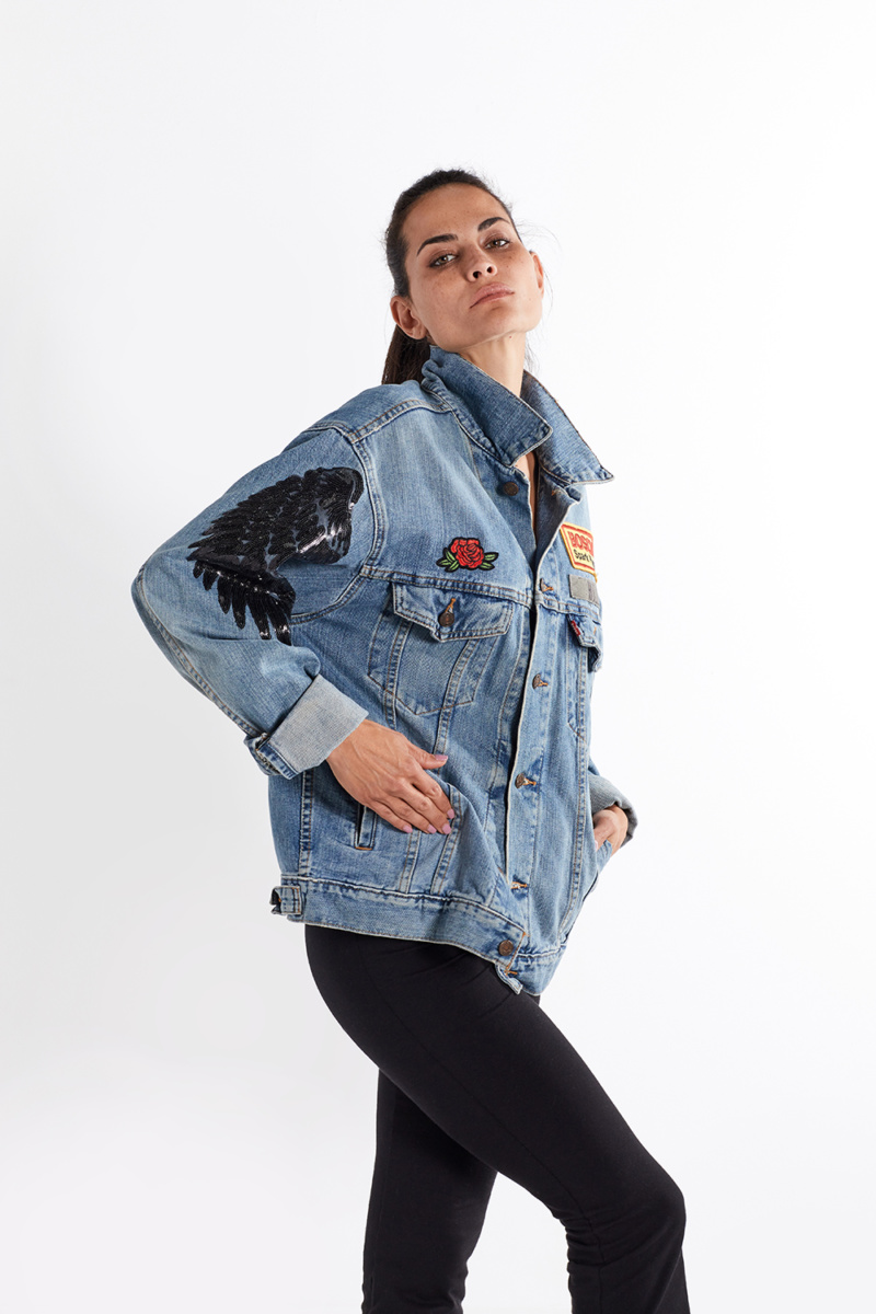 Oncle Wayne's jacket