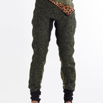 London Town zipper pants